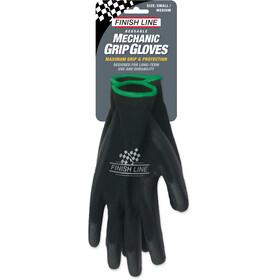 Finish Line Mechanic Gloves Bike Tool S/M black